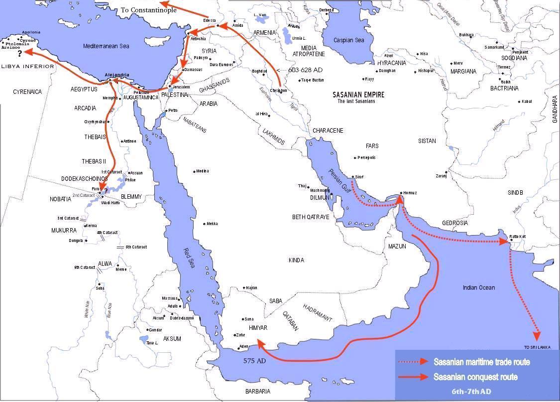 Compareti Sasanians In Africa Transoxiana 4
