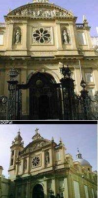 Imagen: Fachada, Convento de San Ramon Nonato, Buenos Aires