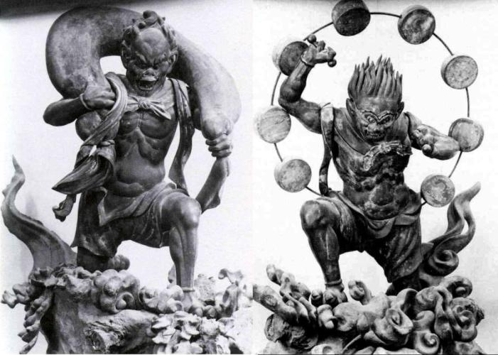 Tian Shu Zhu - The Sun God and the Wind God at Kizil - Transoxiana ...